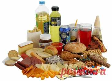 Черный список продуктов питания. Он есть