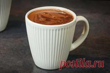 Улюблений гарячий шоколад в домашніх умовах: простий рецепт Ммм, неймовірна смакота.