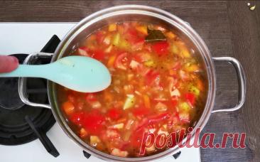 Мой фирменный сытный суп с чечевицей, после которого даже мяса не хочется и готовится за 30 минут, делюсь вкусным рецептом | MEREL | KITCHEN | Яндекс Дзен