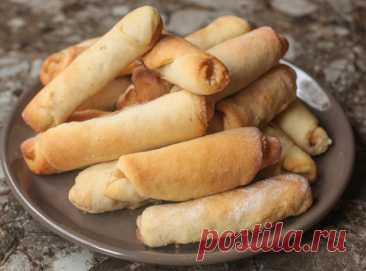📌 Печенье на кефире: минимум ингредиентов и хлопот — очень рекомендую