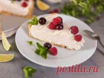 Пирог без выпечки