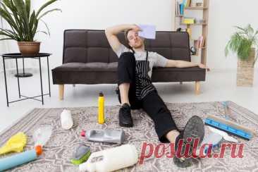 Как часто нужно делать уборку и как правильно убираться в квартире?