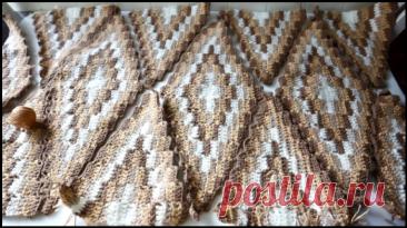 Сделала модный самодельный коврик и сэкономила 20 000 рублей - делюсь мастер-классом!
