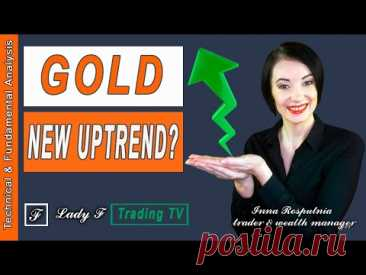 Gold Forecast and Analysis | Is The New Uptrend Established? | Precious metals forecast