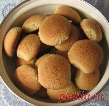 Простое песочное печенье: идеальный вариант к приходу неожиданных гостей!
