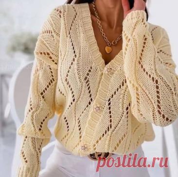3 шикарных пуловера спицами на осень! Они вам точно понравятся! | Копилка узоров (Вязание спицами) | Яндекс Дзен