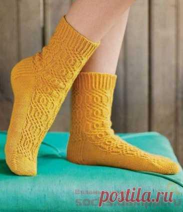 Вязаные носки «Bob and Weave»   ВЯЗАНЫЕ НОСКИ