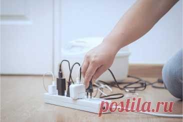 ⚡ Нельзя оставлять зарядку телефона в розетке! | Рекомендательная система Пульс Mail.ru