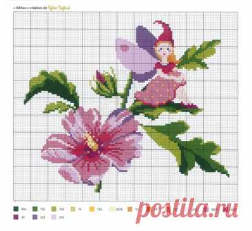 Gallery.ru / Фото #3 - Agenda Point de Croix 2019 Jardins Fleuris - Chispitas