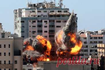 В ЕС обеспокоены ударом по офисам СМИ в Газе