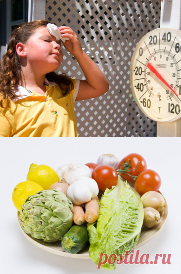 ТОП-10 продуктов, которые нужно есть в жару | Кухни мира | Кухня | Аргументы и Факты