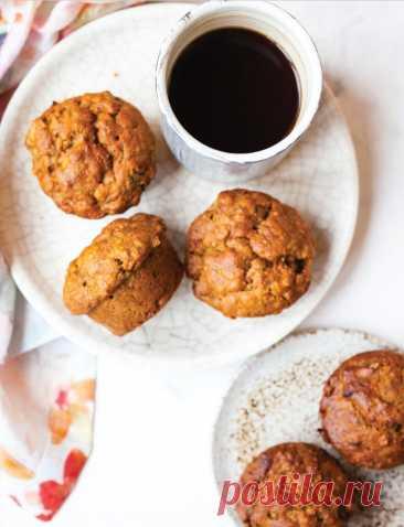 Выпечка на завтрак – без сахара: тыквенный кекс и маффины из кабачка. Полезный завтрак