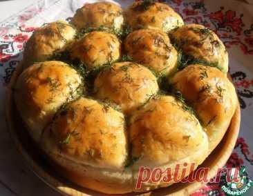 Пампушки «Украинские» – кулинарный рецепт