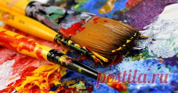 Маленькие хитрости при работе с акриловыми красками | Журнал Ярмарки Мастеров Данная статья направлена в первую очередь на художников-любителей и новичков в работе с акриловыми красками. Надеюсь, она будет полезна и мастерам других категорий, которые используют акриловую роспись в своих изделиях