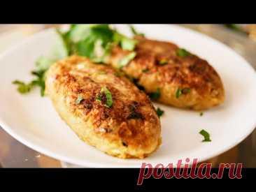 Нереально вкусные капустные КОТЛЕТЫ, цыганка готовит. Постные котлеты
