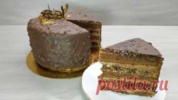 Шоколадный торт с орехами Ферреро Роше Шоколадный торт с орехами Ферреро Роше Дома нескучно - сайт про сидим дома. Что делать в самоизоляции, как нескучно провести самоизоляцию в России, и что можно на самоизоляции. Отдыхайте и развлекайтесь вместе с нами.