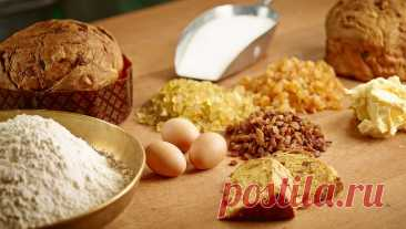 Italian Easter of Panettone: the recipe of Easter with a photo for preparation in house conditions