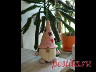 Пасхальный гном. Easter gnome.
