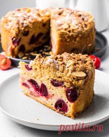 Ягодный пирог с крамблом   Andy Chef (Энди Шеф) — блог о еде и путешествиях, пошаговые рецепты, интернет-магазин для кондитеров  