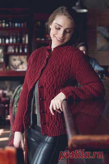 Страница 8 рубрики Вязание для женщин спицами