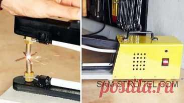 Аппарат для точечной сварки своими руками (34 фото + описание изготовления)
