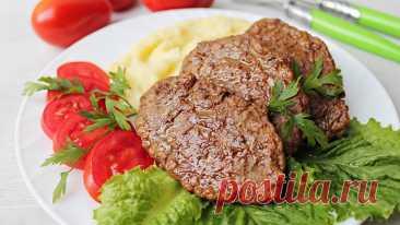 Рубленные котлеты из печени с овощами Предлагаю вам рецепт простых рубленных котлет из печени. В фарш я добавила картофель, он придал блюду более интересный вкус и сочность. Котлетки получаются очень нежные и отлично подойдут...