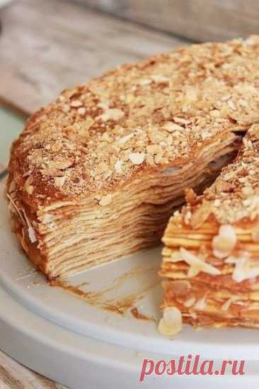 "Торт ""Kрепвиль"""