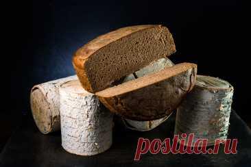 Старинный белорусский ржаной хлеб бабушки Степаниды. : registrr — ЖЖ