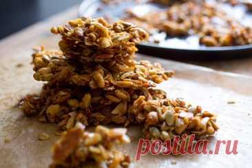 Домашняя гранола: 6 вкуснейших рецептов - Со Вкусом