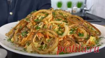 Салат Жар-Птица с Опятами и Курицей Рецепт за 30 Минут Салат Жар-птица с опятами, курицей и корейской морковкой. Салат получается очень красивым, вкусным и оригинальным в подаче.