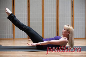 """Когда хочется одновременно подтянуть живот и здоровье - я использую упражнение """"Сотня"""", давайте о нём поговорим   health & beauty   Яндекс Дзен"""