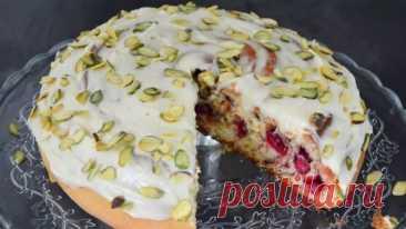 Очень Вкусный Пирог ❤ Красивый и вкуснее чем булочки Синнабон ❤💥👍