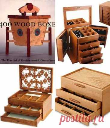 400 Wood Boxes (2004) pdf
