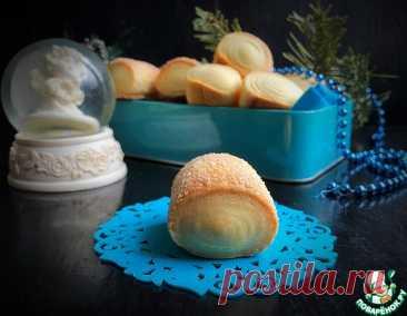 Сахарное печенье на сметане – кулинарный рецепт
