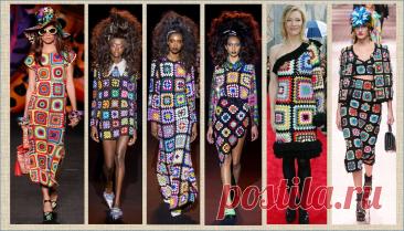 Летнее вдохновение от кутюр - 55 платьев, связанных крючком | МНЕ ИНТЕРЕСНО | Яндекс Дзен
