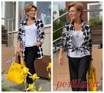 Хотите выглядеть стильно и красиво? 12 классные образы для дам элегантного возраста   Школа стиля 50+   Яндекс Дзен