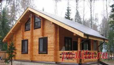 Технология строительства домов из бруса - Мужской журнал JK Men's Натуральная древесина отличается экологической чистотой и невероятным благородством, поэтому она ценится во все времена, не смотря на то, что строительный