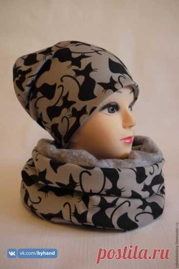 Трикотажная шапка. Выкройка (Шитье и крой) Как сшить шапку и снуд из трикотажа для женщин? Для этого вам в помощь выкройка трикотажной шапки. //pagead2.googlesyndication.com/pagead/js/adsbygoogle.js (adsbygoogle = window.adsbygoogle || []).…