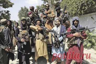 Талибы* оказались наследниками большевиков