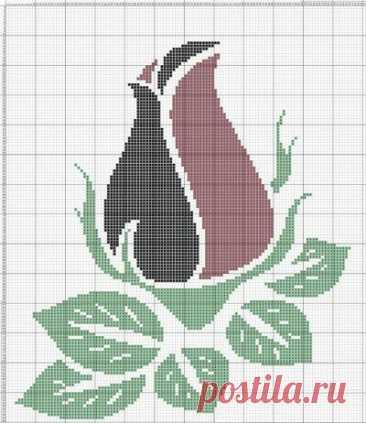 Топ-10 схем для вязания или вышивки шикарных роз | Вязалки Веселого Хомяка | Яндекс Дзен