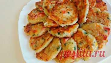 Оладьи со вкусом пиццы - пошаговые рецепты с фото на povarenok.by