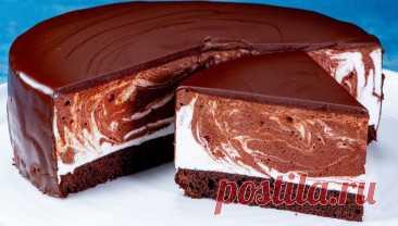 Торт Пташине молоко. Легкий та повітряний десерт, який варто спробувати!