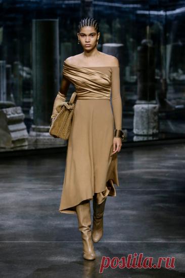 Fendi Fall 2021 Ready-to-Wear Fashion Show | Vogue