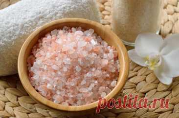 ༺🌸༻Гималайская розовая соль: полезные свойства и противопоказания