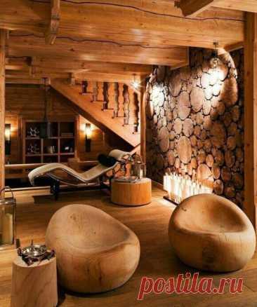 18 productos únicos del árbol, que harán el interior delicado y confortable