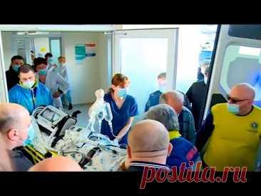 Массовые смерти от вакцины AstraZeneca. Европа в панике