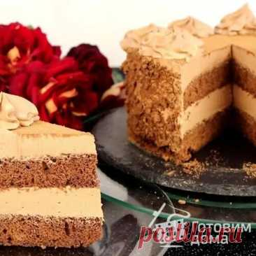 """Торт """"Шоколад с шоколадом"""" - Ваши любимые рецепты - медиаплатформа МирТесен"""