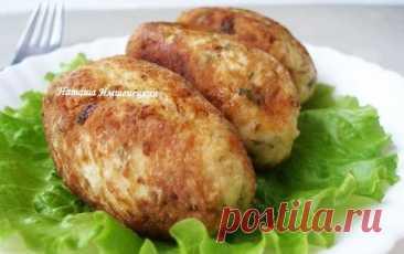 Пышные куриные котлеты с сыром и картофелем: еще один рецепт, который я обязательно буду готовить снова и снова!