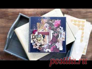 Скрап альбом   Храним воспоминания красиво