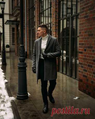 Модный образ для мужчин осень 2021. Тенденции моды осень-зима 2021/2022